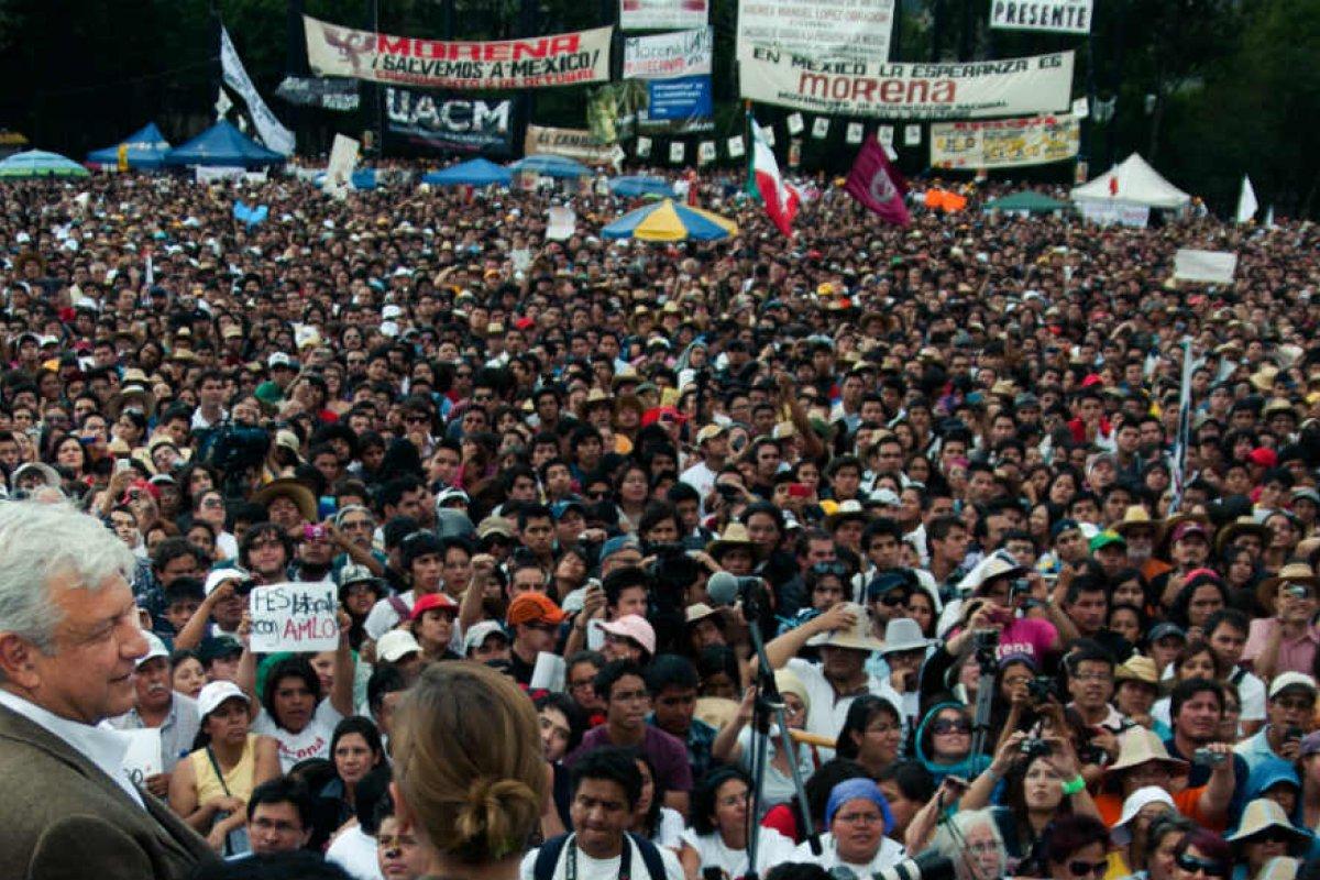 Foto: Andrés Manuel López Obrador AMLO / Wikimedia Commons