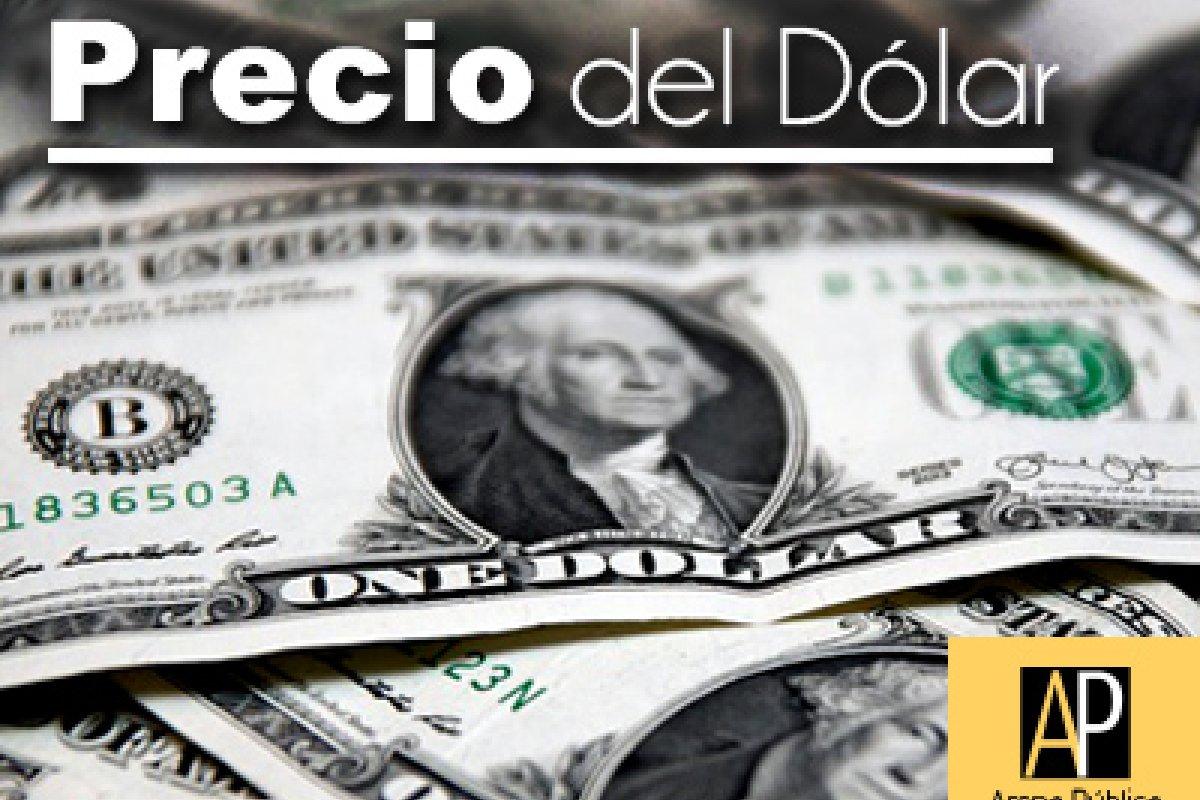 precio dolar