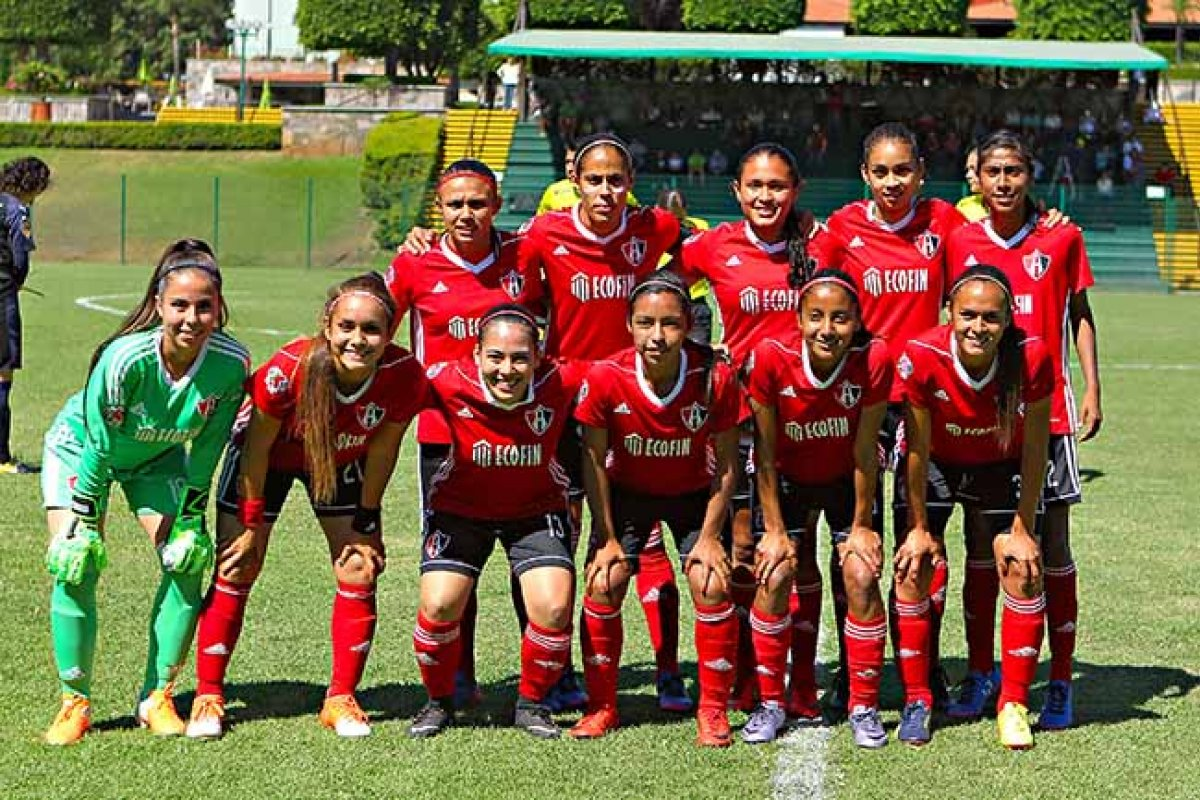 Foto: Atlas / Liga Mx Femenil