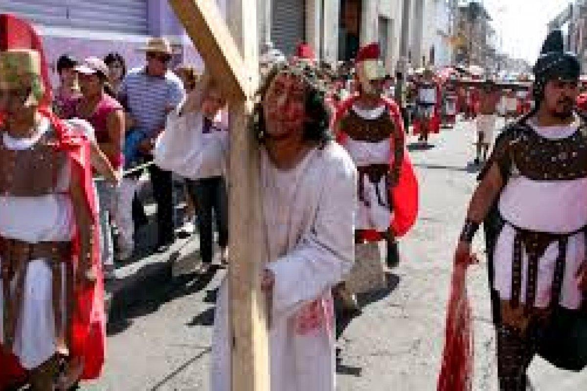 cierres a la circulacion por viacrucis iztapalapa