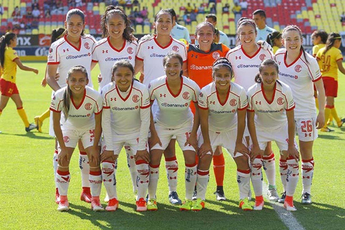 Foto: Toluca / Liga Mx Femenil