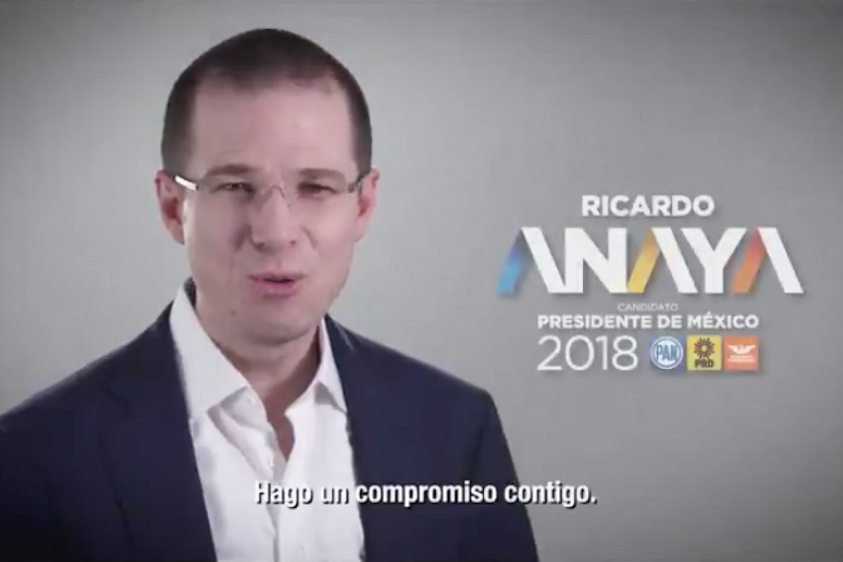 Foto: Ricardo Anaya/Twitter @RicardoAnayaC