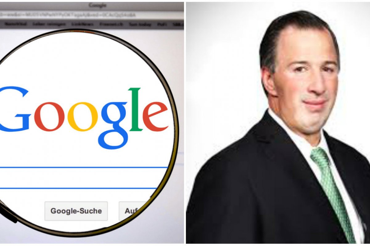 google arroja resultado sobre meade al buscar a sus contrincantes/Fuente: Pexels-Wikipedia