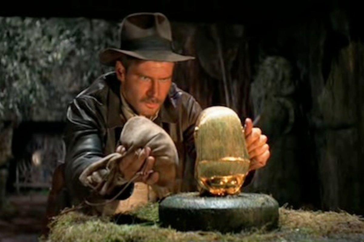 Además anunció que Harrison Ford protagonizará la quinta y última entrega de la saga