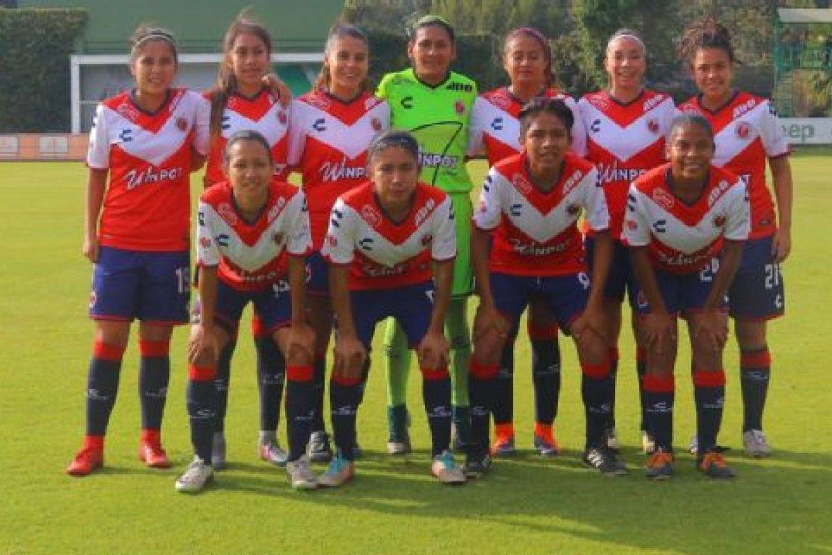 Foto: Veracruz Femenil/Liga Mx Femenil