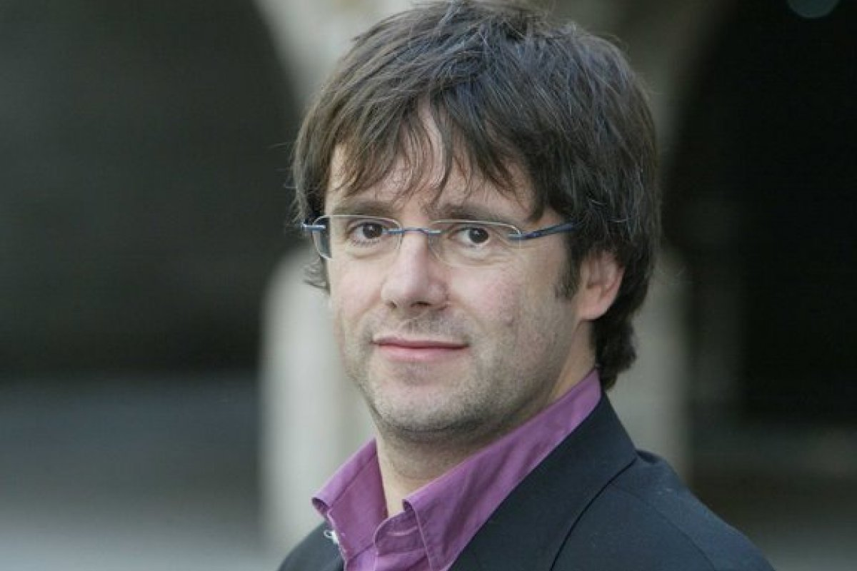 Carles Puigdemont/ Fuente: Wikimedia Commons