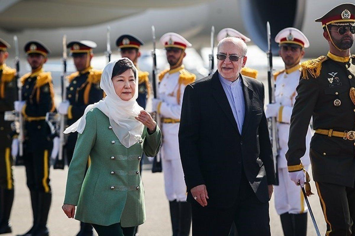 Expresidenta Corea del Sur/Fuente: Wikimedia Commons