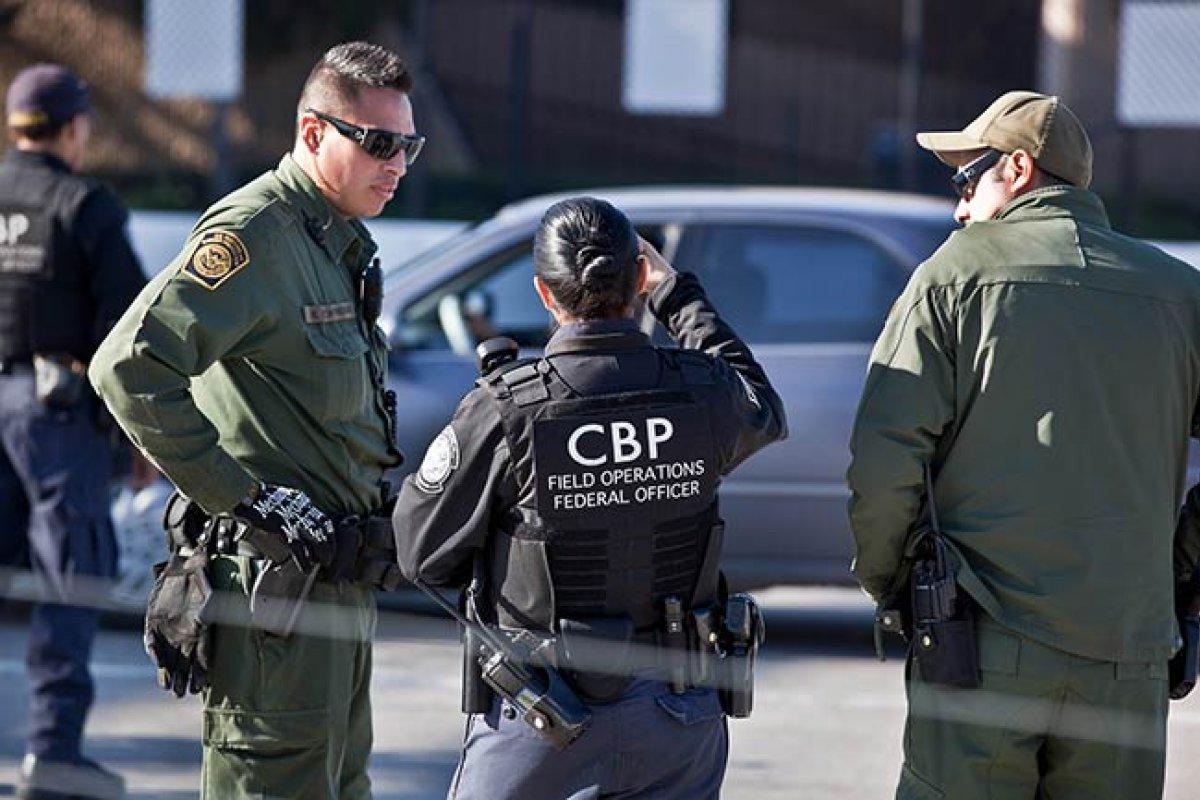 Donald Trump ordenó el despliegue de 4 mil elementos de la guardia nacional estadounidense para asistir al Departamento de Seguridad Interior en la frontera (Foto: Oficina de Aduanas y Protección Fronteriza Calexico)