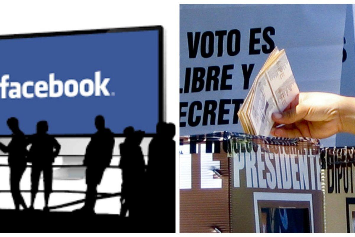 Elecciones Facebook/ Fuente: Pixabay-Flickr
