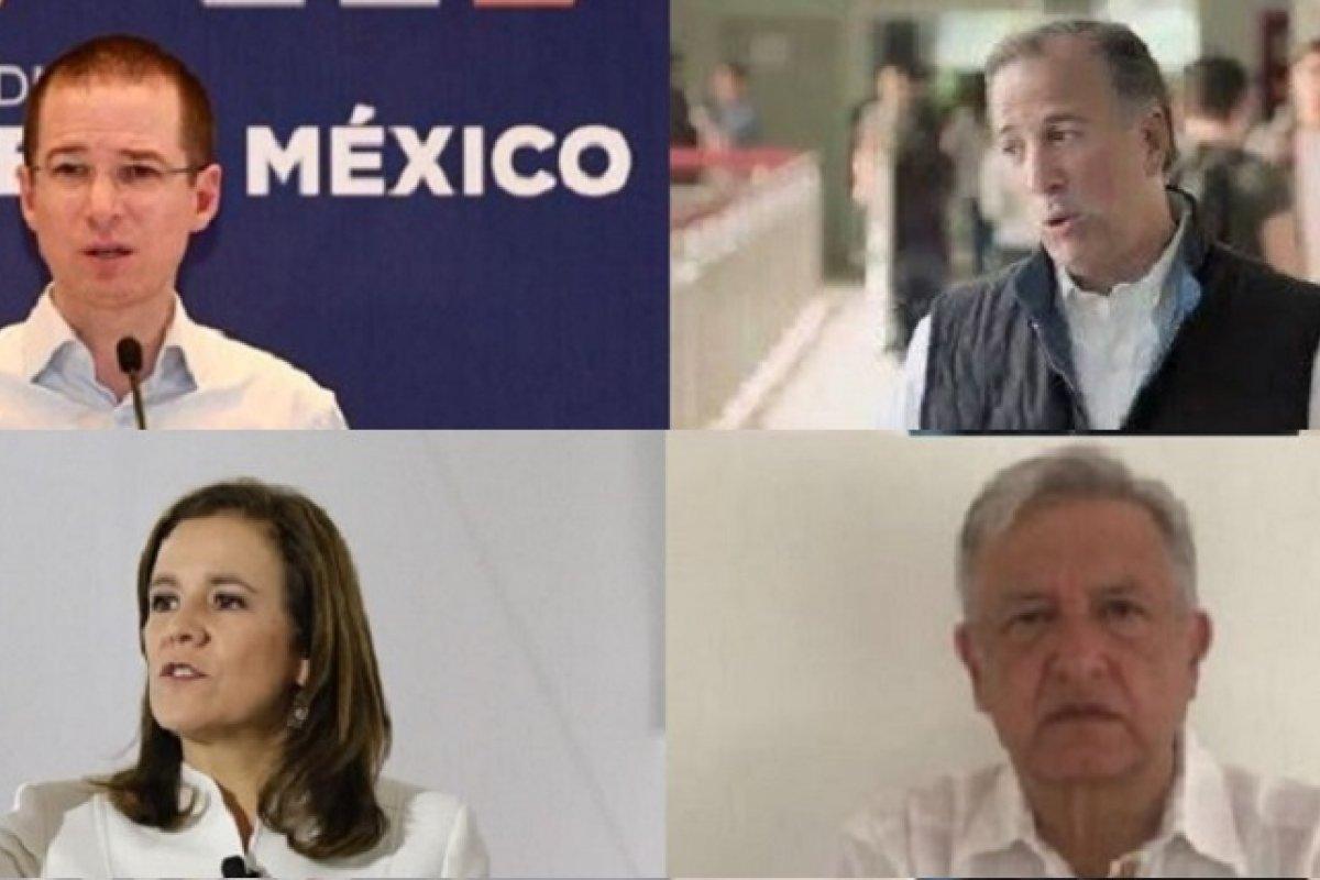 Tres de los cuatro asesores económicos de los candidatos estudiaron economía en el ITAM; los cuatro tienen un posgrado en Estados Unidos.