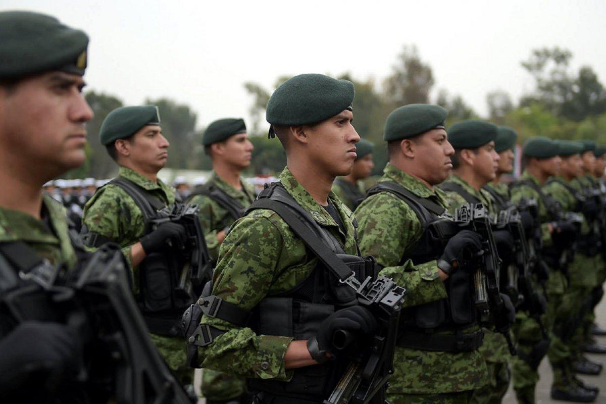 Fuerzas armadas/Fuente: Flickr