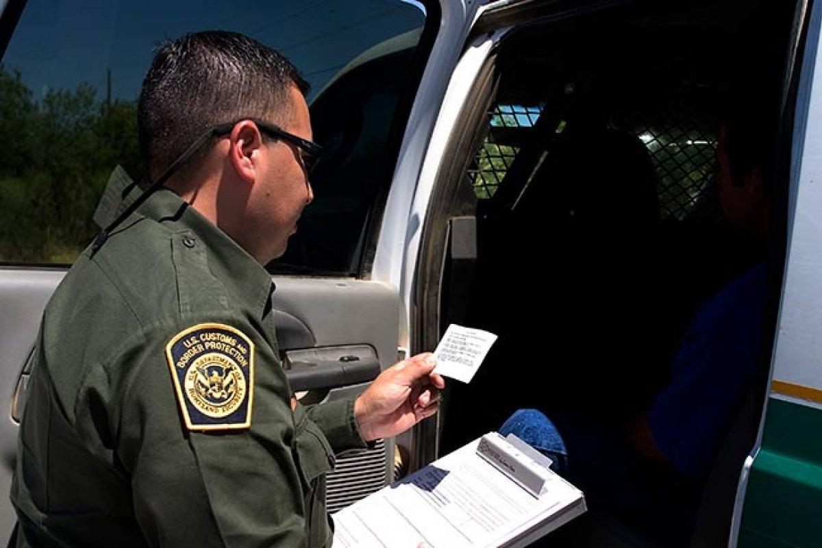 California enviará 650 elementos de la guardia nacional para la militarización de la frontera; Texas espera al menos mil (Gerald Nino/Oficina de Aduanas y Protección Fronteriza de los Estados Unidos)