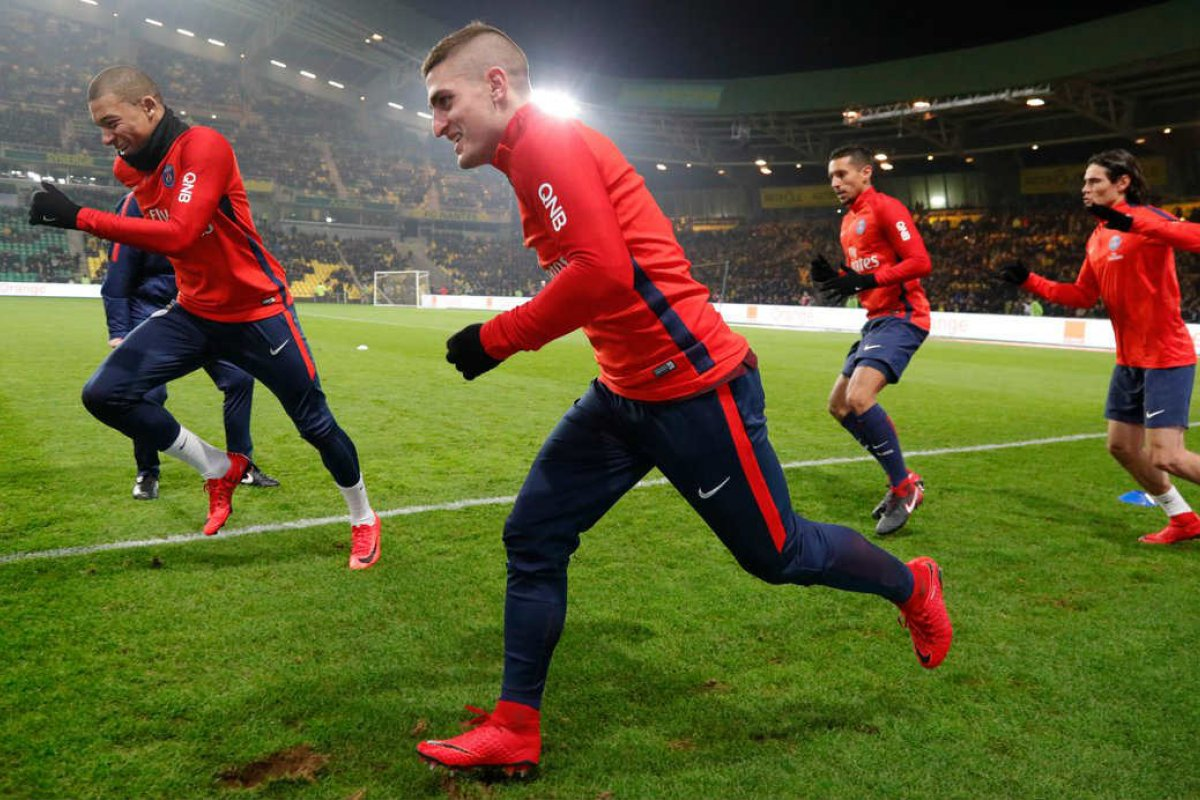 Foto: Paris Saint-Germain / Twitter @PSG_inside