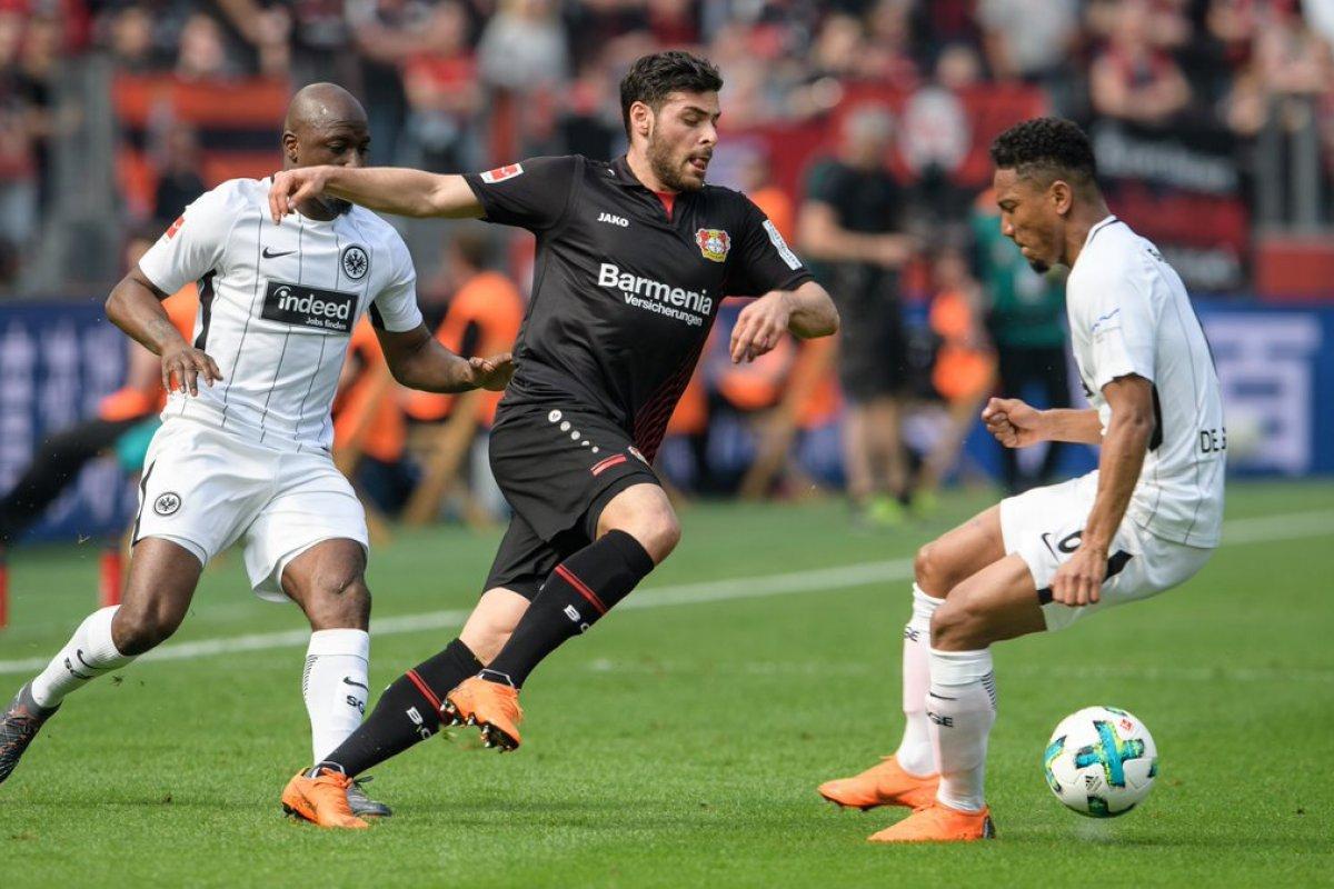 Foto: Bayern 04 Leverkusen / Twitter @bayer04_es