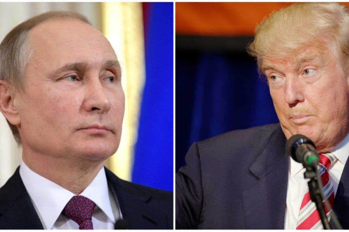 Putin-Trump/Fuente: Wikimedia Commons-Wikipedia