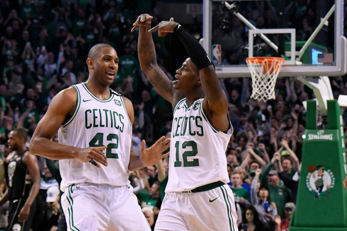 Foto: Celtics / Twitter @celtics