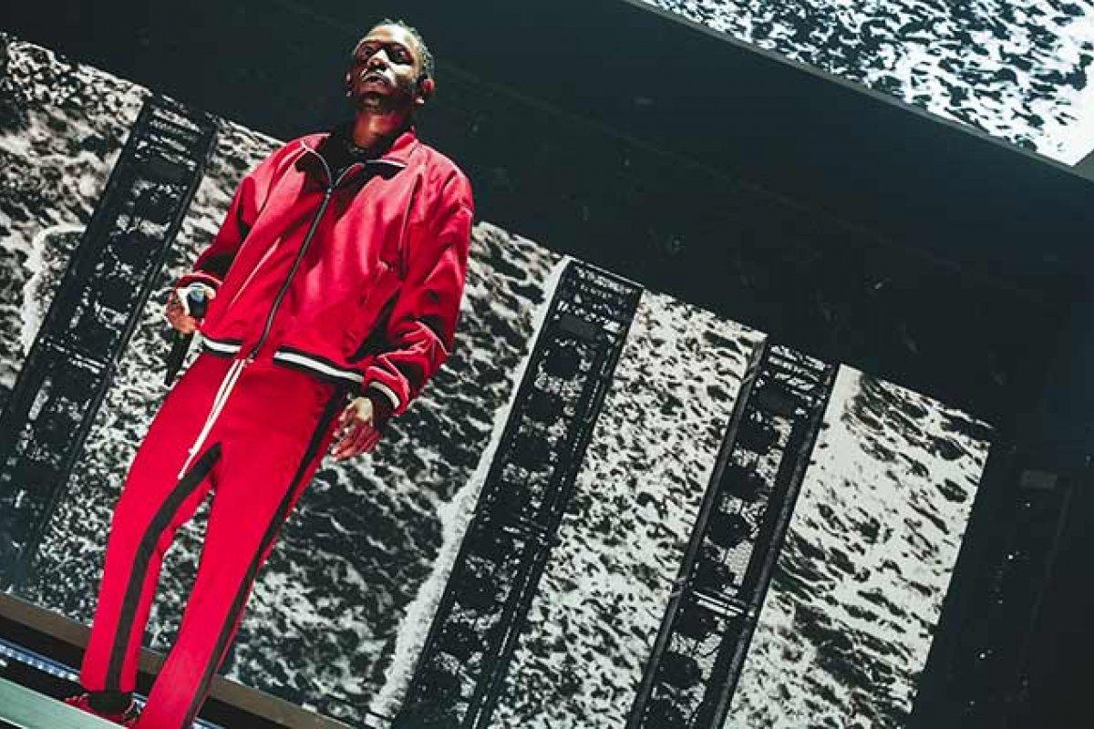 El ganador del premio Pulitzer de música 2018, Kendrick Lamar, vivió en un contexto de violencia pandillera. Foto: Kenny Sun / algunos derechos reservados
