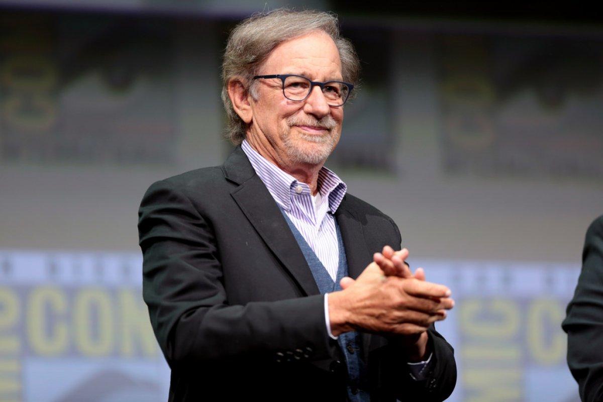 Foto: Steven Spielberg / Flickr: Gage Skidmore