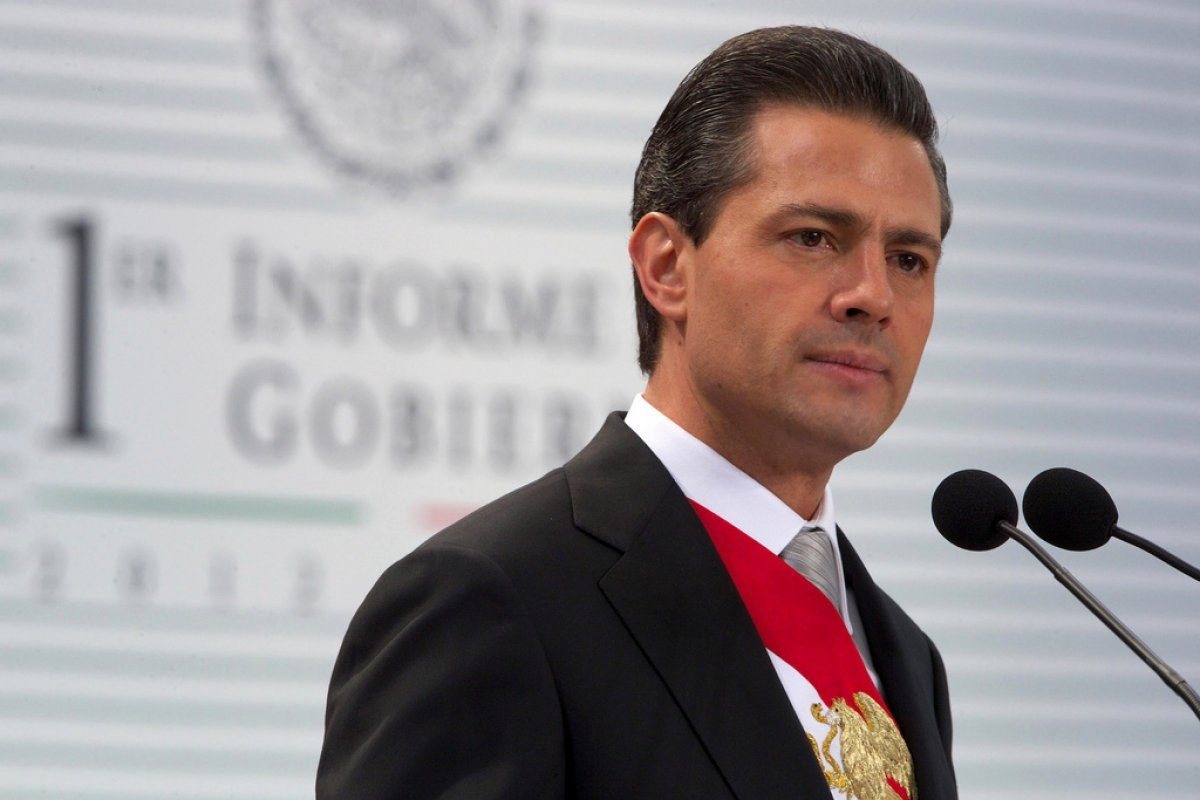 Enrique Peña Nieto/ Fuente: Wikimedia Commons