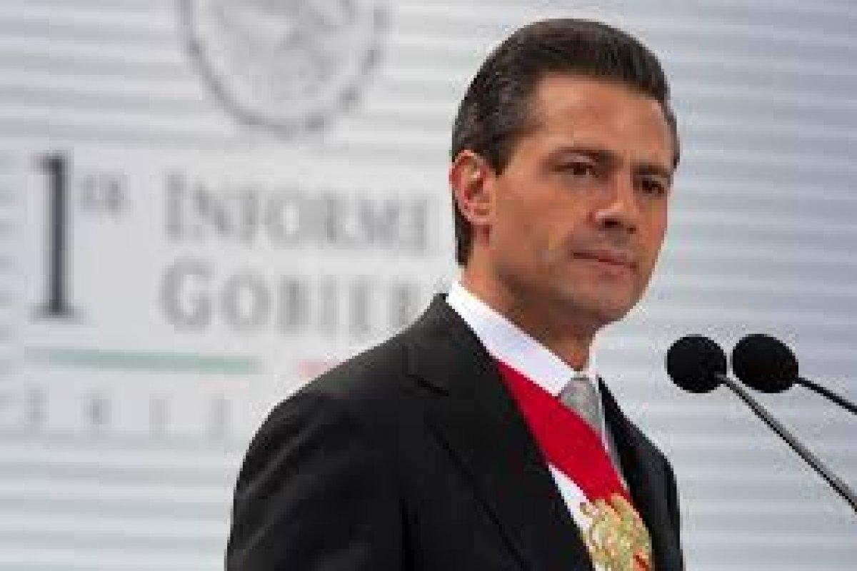 Enrique Peña Nieto/Fuente: Wikimedia Commons