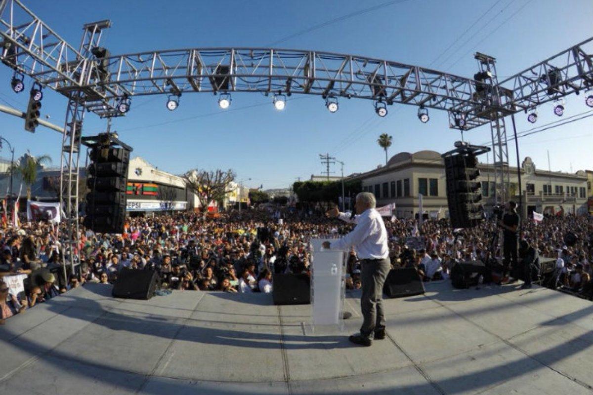 Andrés Manuel López Obrador/Fuente: @lopezobrador_