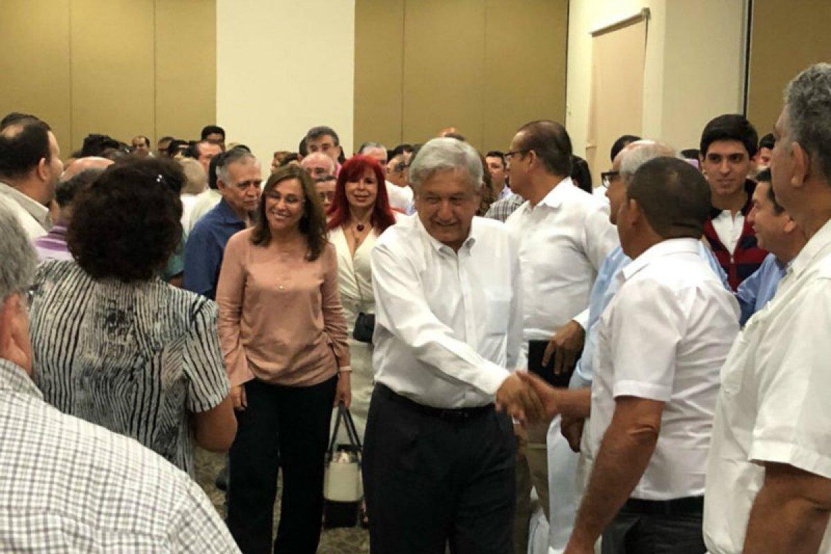Andrés Manuel López Obrador/Fuente: Twitter @lopezobrador_