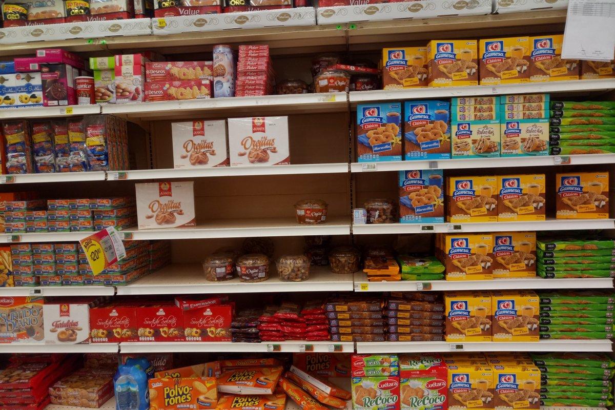 Con una ingesta de 20 kg de pastelitos al año por persona los Méxicanos son los que más los consumen en el mundo, siendo estos una fuente de grasas trans. Foto:Wipy