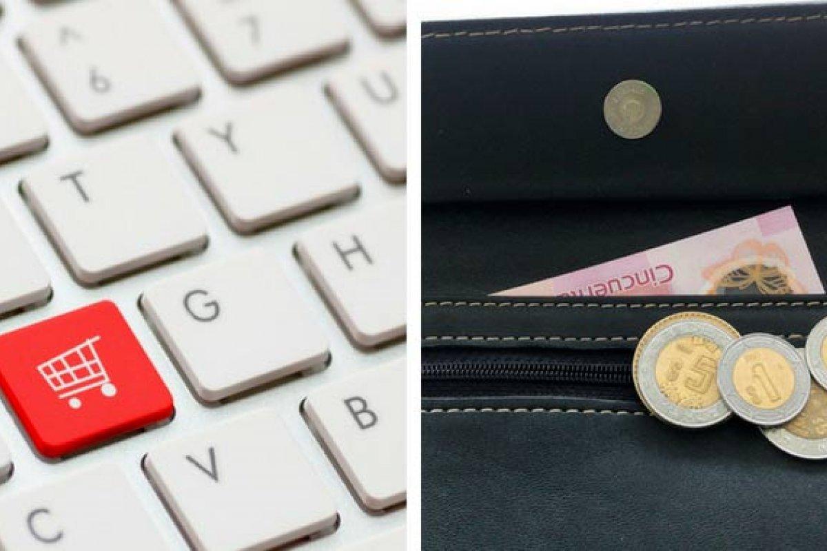 48% de los compradores en línea prefieren utilizar monederos electrónicos antes de que dar los datos de sus tarjetas.