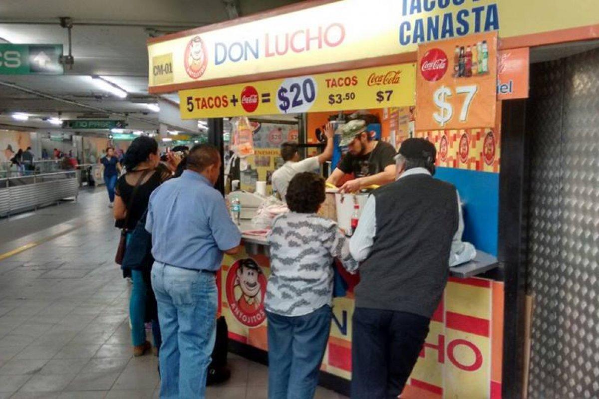 tacos metro