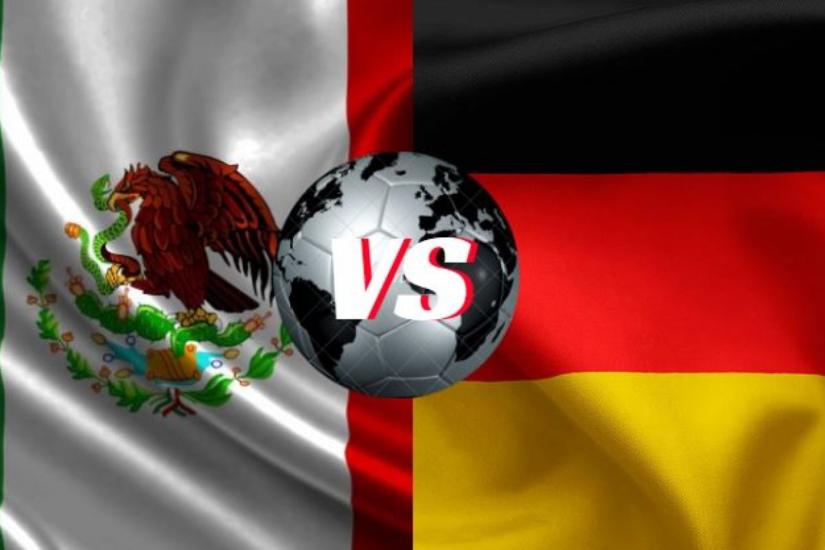 El partido México vs Alemania se jugará este 17 de junio en Moscú a las 10 de la mañana