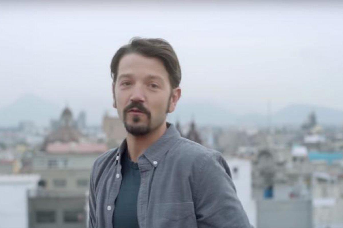 Diego Luna presenta 'El Día Después'