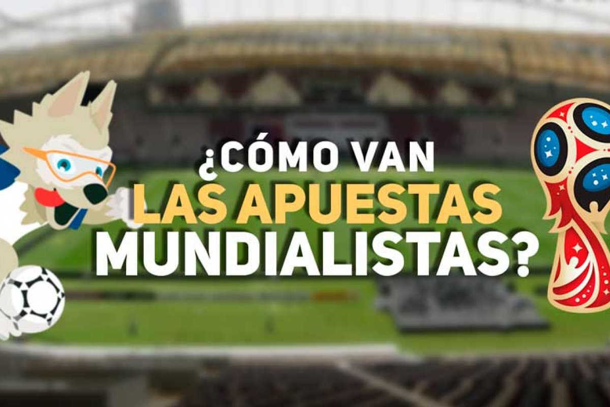 Las apuestas del mundial ven una victoria del lado mexicano cuando se enfrente a Suecia este 27 de junio a la 9 de la mañana.