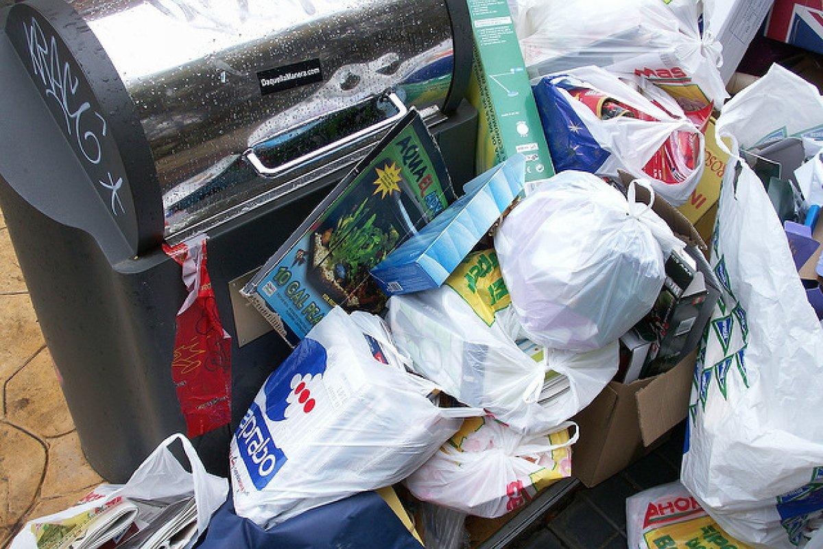 Solo el 52% de los choferes de camión de basura tienen algún tipo de contrato, los demás son voluntarios.