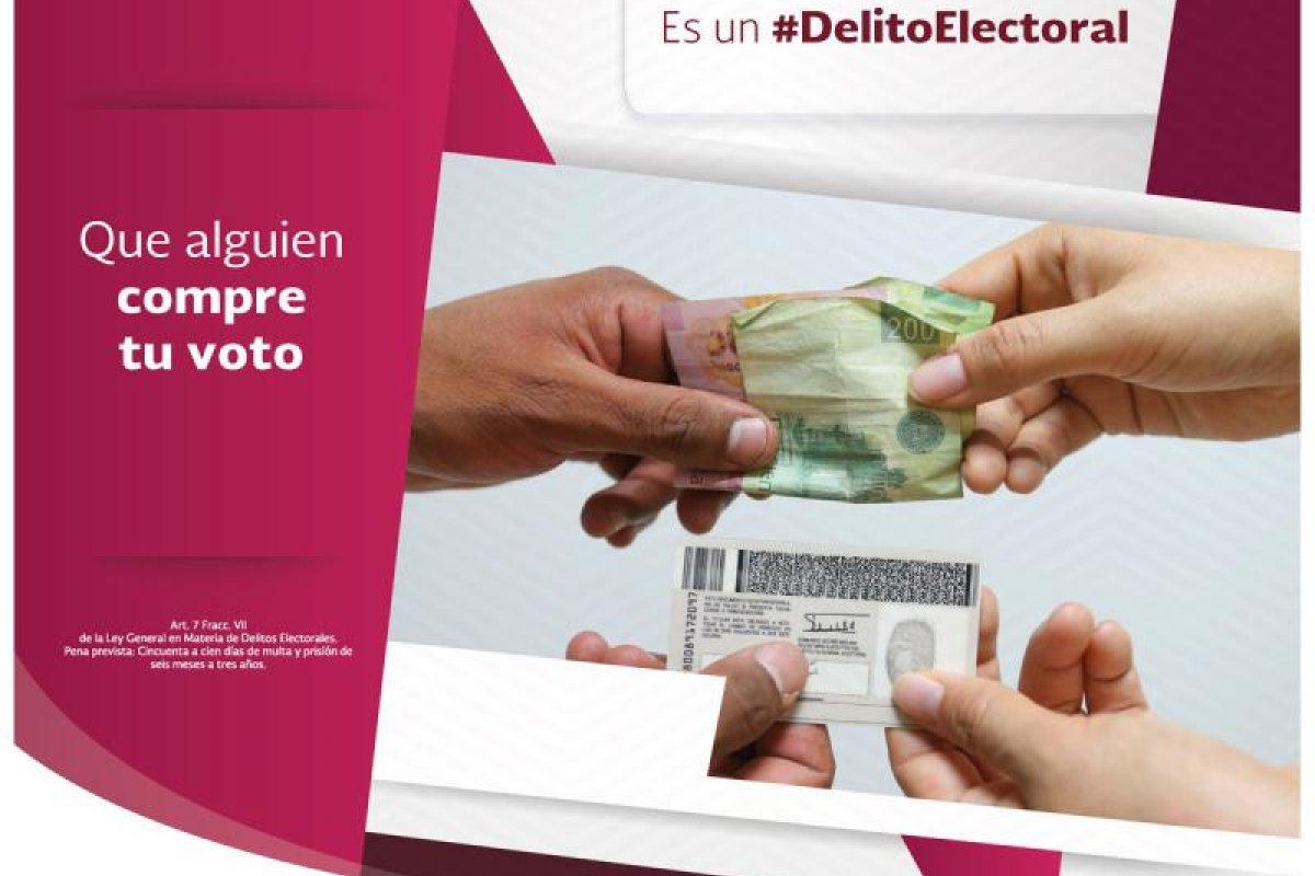 FEPADE  invita a ciudadanos a denunciar delitos electorales  Foto: @FEPADE_Mex