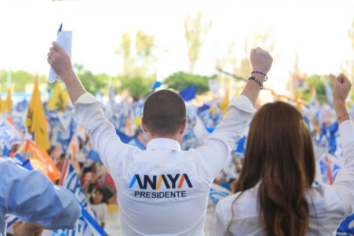 Ricardo Anaya, candidato presidencial Foto: @RicardoAnayaC