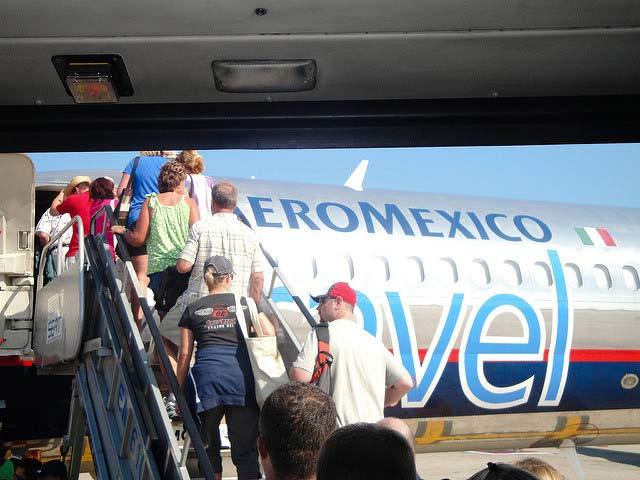 Aeroméxico tiene un fiero competidor en vuelos nacionales en Volaris.