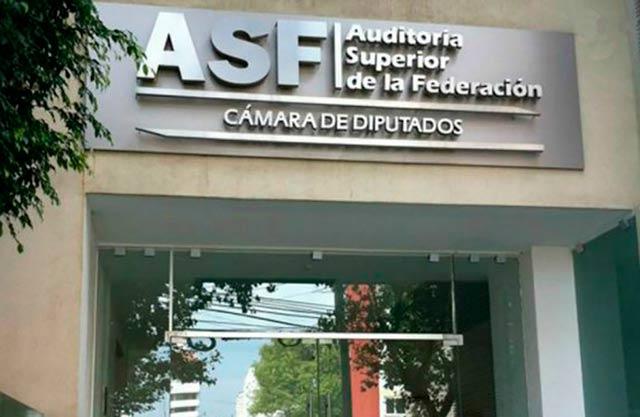 Auditoría Superior de la Federación.