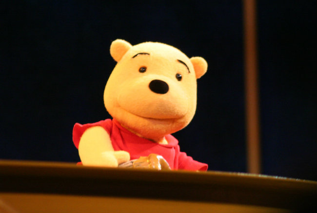 Winnie Pooh ha servido para satirizar al presidente Xi Jinping de China.