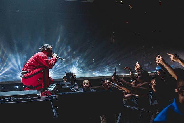 Boston Kendrick Lamar Tour