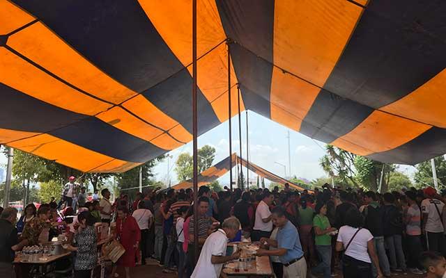 migrantes centroamericanos en puebla